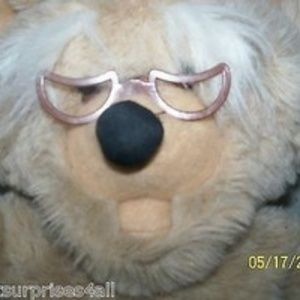 Plush Bear GRANDMA Teddy graphics intl 1985 htf